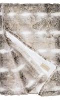 Kožušinová deka 99473 Snow Rabbit