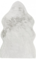 Kožušinový koberec 98896 Wooly dust