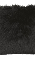 Kožušinový vankúšik 99695 Blackwolf