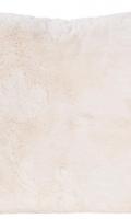 Kožušinový vankúšik 98989 Guanaco cream