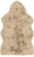 Kožušinový koberec 98898 Wooly sand