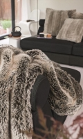 Kožušinová deka 99365 Yukonwolf
