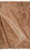 Kožušinová deka 98929 Guanaco camel