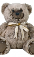 Medveď Winter Home 99451 Teddy Chipmunk