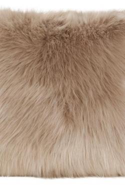 Kožušinový vankúšik 98995 Prairie Wolf