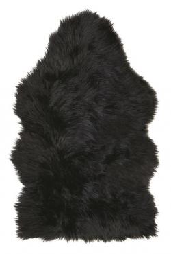 Kožušinový koberec 99682 Blackwolf