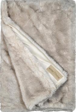 Kožušinová deka 98933 Iberianwolf
