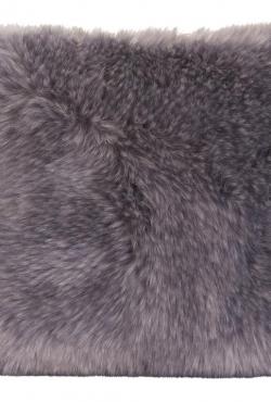 Kožušinový vankúšik 99699 Purplewolf